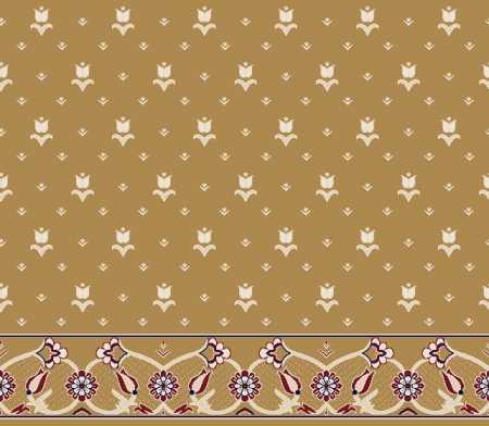 Saflı Akrilik Cami Halısı S101HARDAL