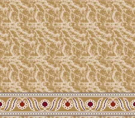 Saflı Akrilik Cami Halısı S113HARDAL