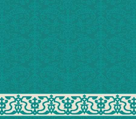 Saflı Akrilik Cami Halısı S114KOYUCINI