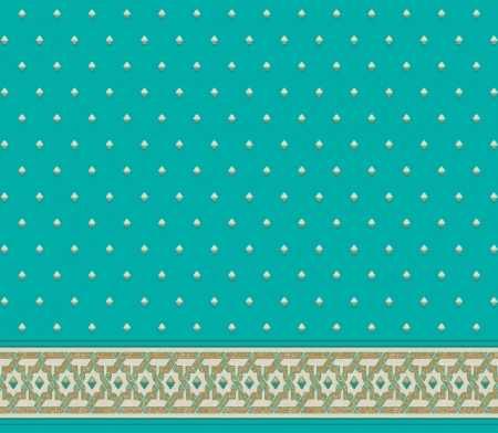 Saflı Akrilik Cami Halısı S117ACIKCINI