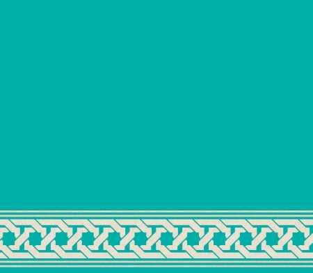 Saflı Akrilik Cami Halısı S132ACIKCINI