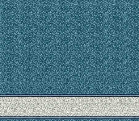 Myfloor S108-Koyu Mavi Saflı Cami Halısı