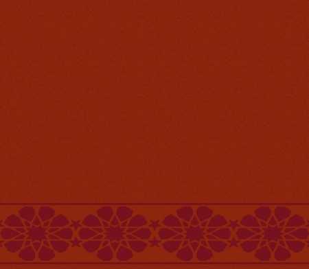 Myfloor S122-Kiremit Saflı Cami Halısı