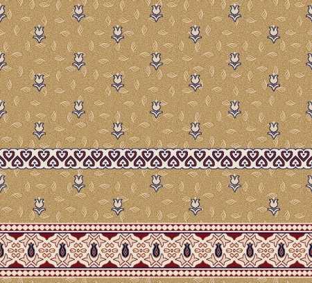 Saflı Akrilik Cami Halısı S139HARDAL