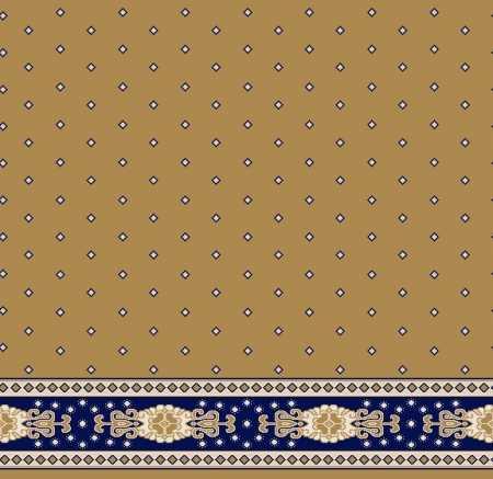 Saflı Akrilik Cami Halısı S103HARDAL