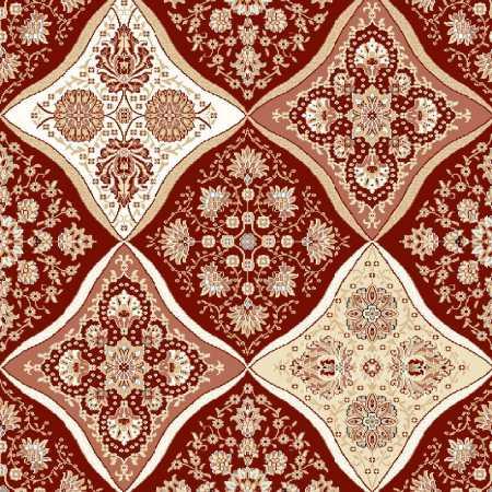 Myfloor Mescit Yurt-Halısı 1776-9301_RED