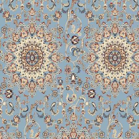Myfloor Mescit Yurt-Halısı 4779-1768_BLUE
