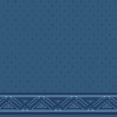 Çelebizade Çağla Saflı Cami Halısı Antik Mavi