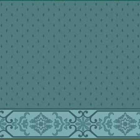 Çelebizade Molla Saflı Cami Halısı Antik Yeşil