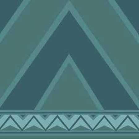 Çelebizade Nergis Saflı Cami Halısı Antik Yeşil