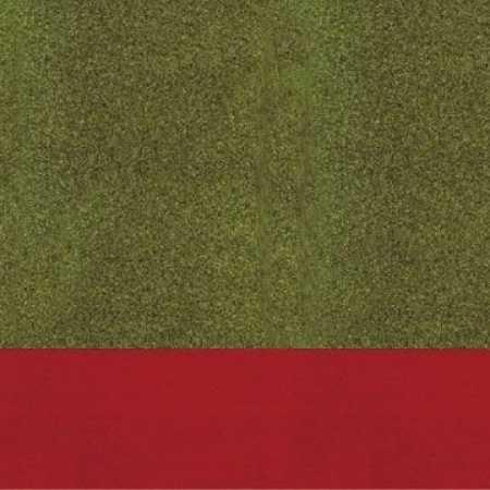 Bordo Yeşil Saflı Cami Halısı 14