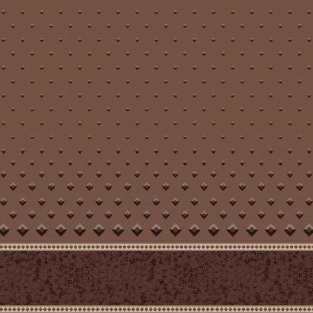 Dinarsu Kahverengi 1 Desenli Saflı Cami Halısı