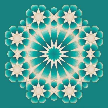 Göbekli Akrilik Cami Halısı G121CINI