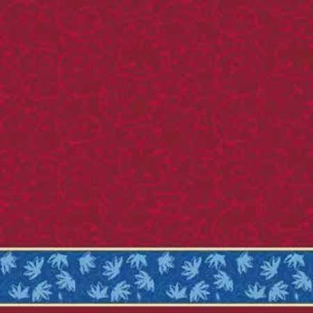 Çelebizade Burçak Saflı Cami Halısı Kırmızı