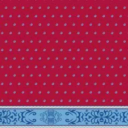 Çelebizade Demet Saflı Cami Halısı Kırmızı
