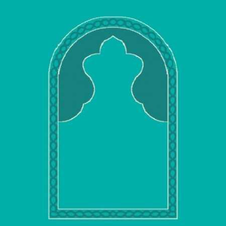 Mihraplı Akrilik Cami Halısı M101ACIKCINI