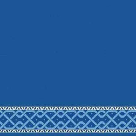Çelebizade Defne Saflı Cami Halısı Mavi