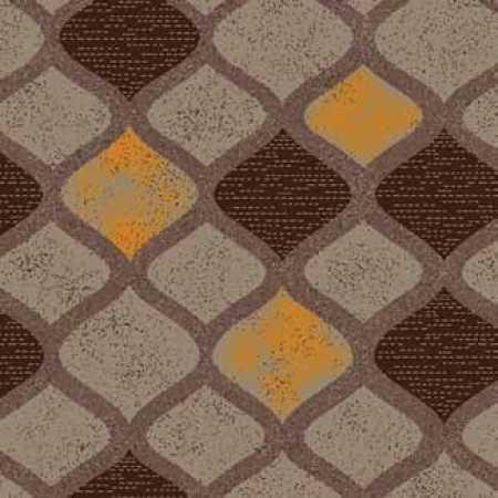 Myfloor S11 285 – 05 Kahverengi Yurt-Mescit Halısı