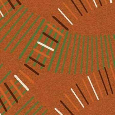 Myfloor S11 287 – 06 Kahverengi Yurt-Mescit Halısı