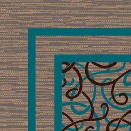 Myfloor S11 294 – 01 Kahverengi Yurt-Mescit Halısı