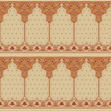Myfloor Mihraplı Cami Halısı 321BEJ